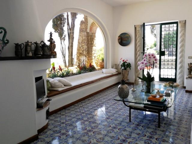 Holiday World | ICA2701 Villa La Sosta - Capri - Campania - Holiday ...