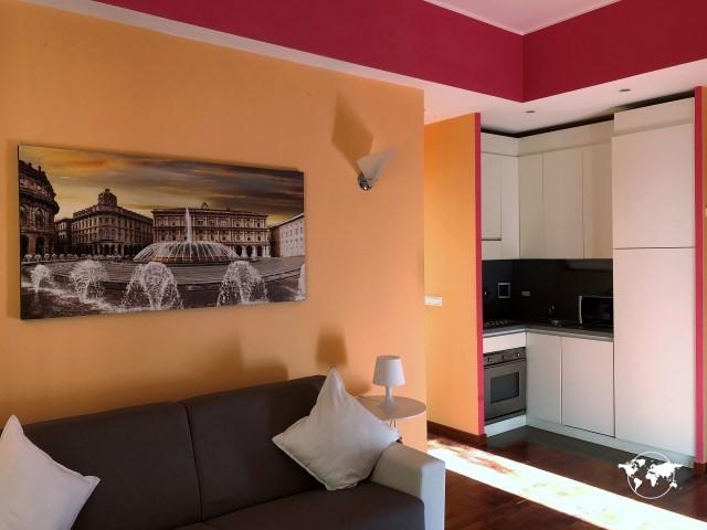 Holiday World Ila4704 House Nervi Genova Liguria Holiday World
